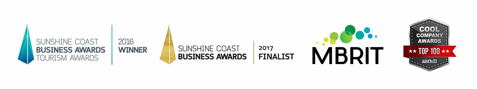 Australian Company Awards Banner