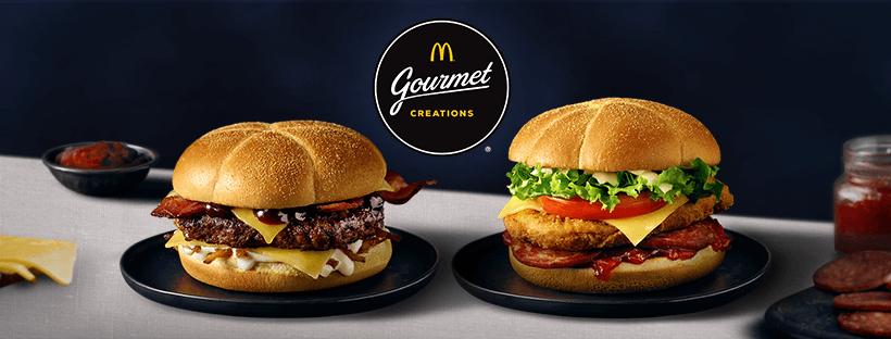 Mcdonalds burger deal for students