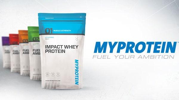 myprotein powder student deals