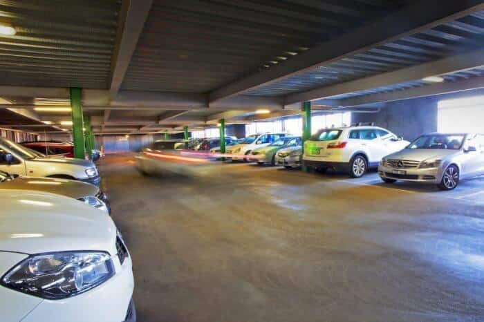 Ace Airport parking storage