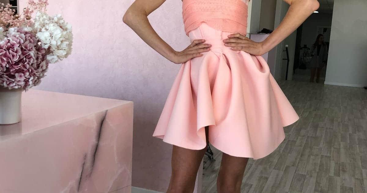 Eliya the label clothing dress hire
