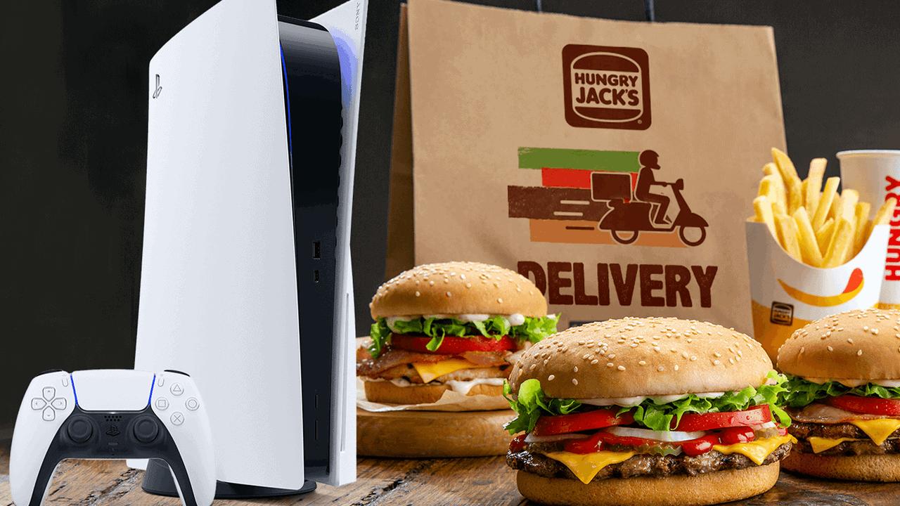 Hungry jacks burger menu