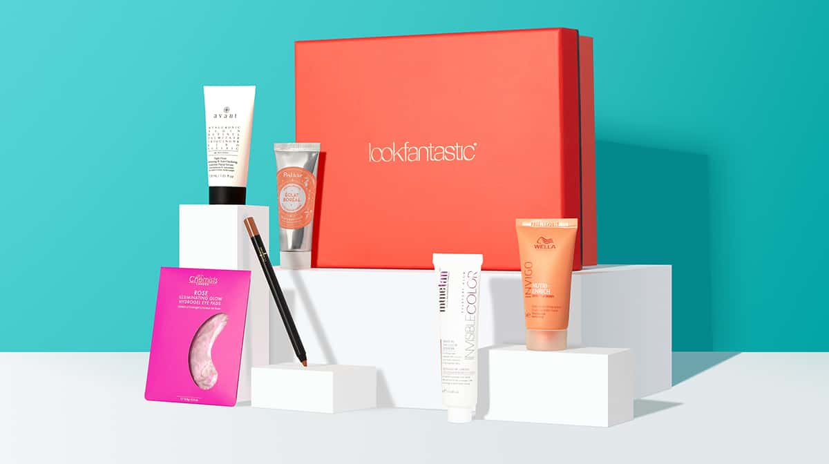 Look fantastic makeup kit student deal