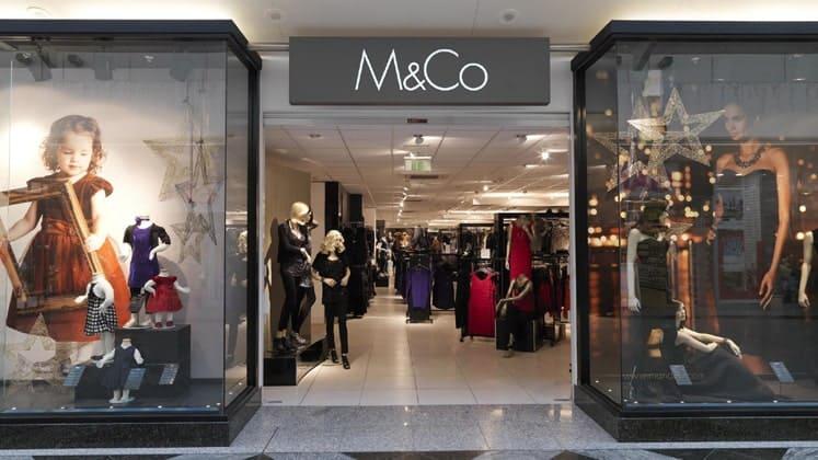 M&Co Store Student Deals