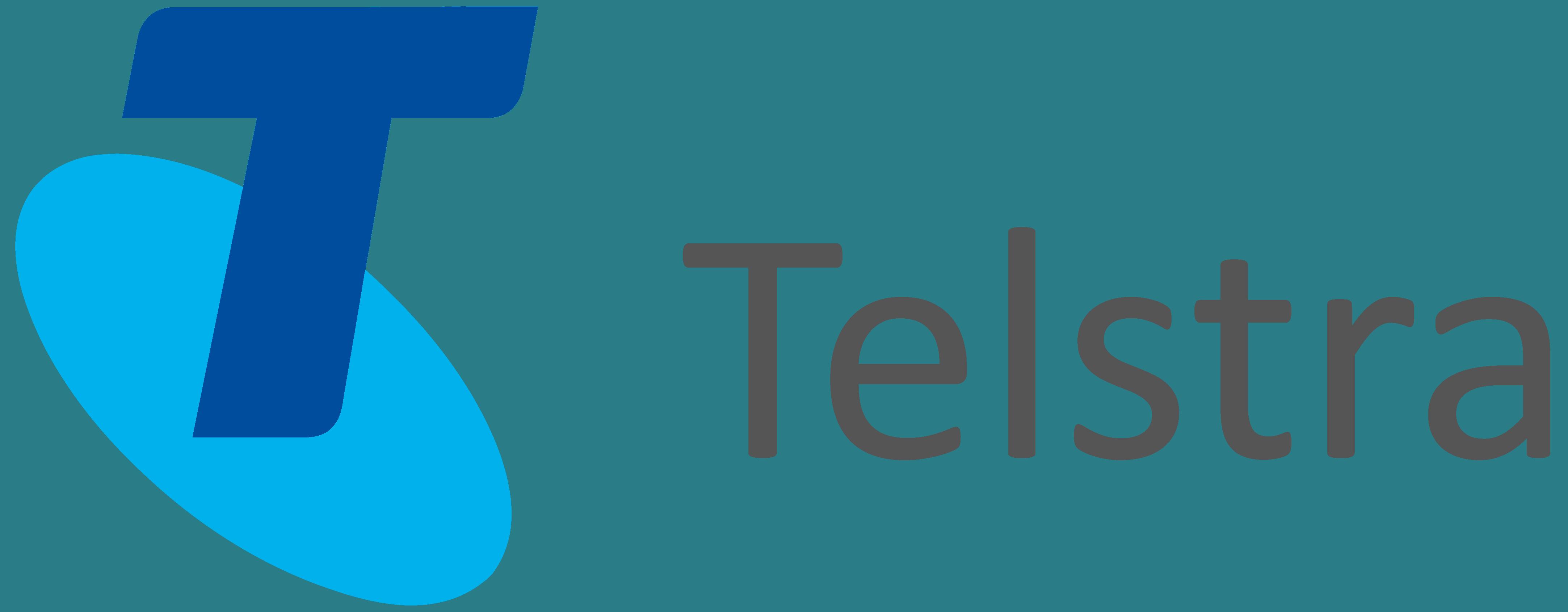Telstra student discounts logo