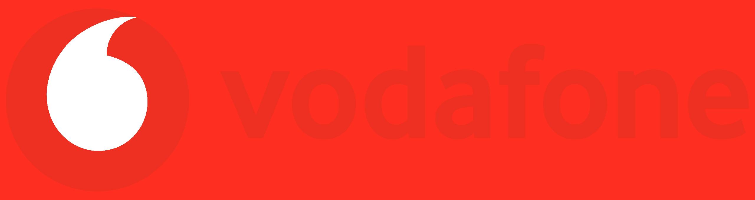 Vodafone student discounts logo