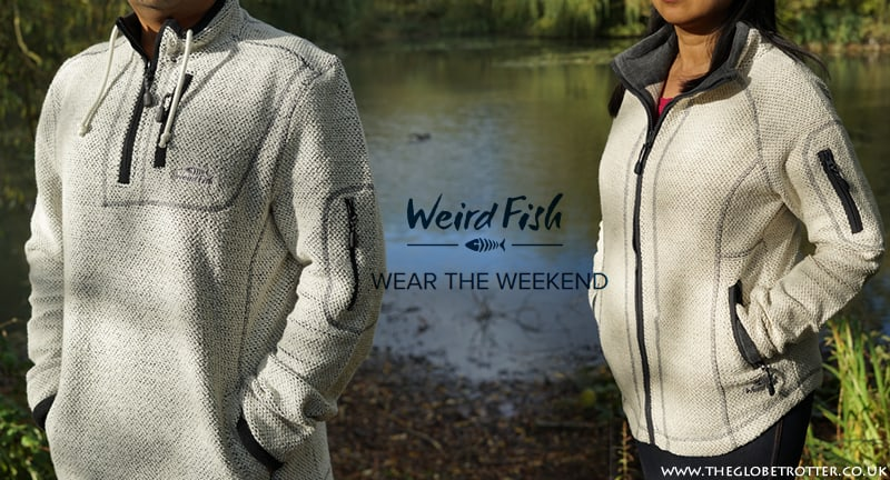 Weird Fish clothing